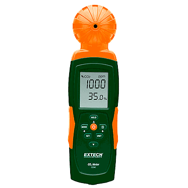 Extech CO240 Handheld Indoor Air Quality CO2 Meter