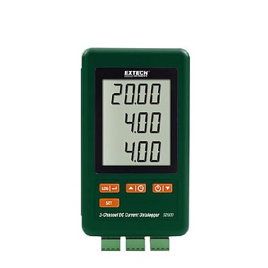 Extech SD900  3-Channel DC Current Datalogger (0 ~ 20mA)