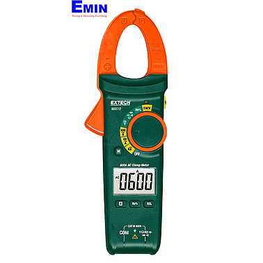 EXTECH MA610 Clamp Meter (600A, NCV)