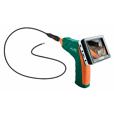 Extech BR250-4: Video Borescope/Wireless Inspection Camera