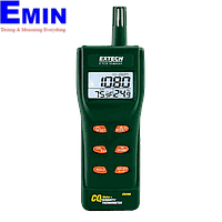 Extech CO250 Measures Carbon Dioxide (C02) , Temperature, Humidity, Dew Point, and Wet Bulb (0 to 5,000ppm)