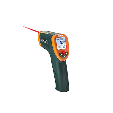 Extech IR270 IR Thermometer with Color Alert ( ‐20 ~ 650oC )
