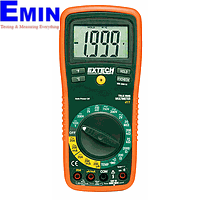 Extech EX411A 8 Function True RMS Professional MultiMeter