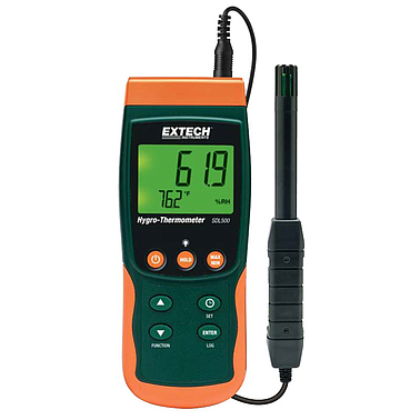 Extech SDL500 Thermometer Hygro-Thermometer