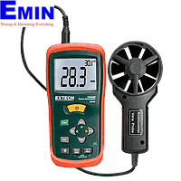 CFM/CMM Mini Thermo-Anemometer  Extech AN100