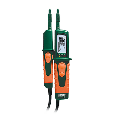 LCD Multifunction Voltage Tester Extech VT30