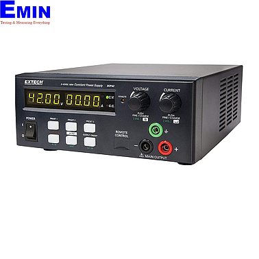 EXTECH DCP42 160W Switching Power Supply ( 0-42V, 0-10A)